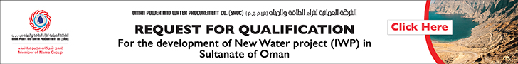 Oman power leaderboard for desalination.com